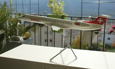SWISS Embraer EMB-145, 1:72, Space Models