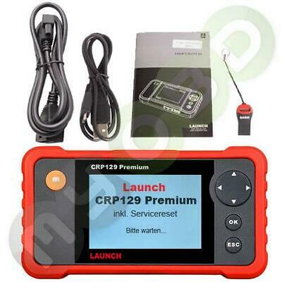 Launch CRP129 Professional Diagnose Tester Motor ABS Airbag ÖL Bremse Service ..