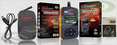 iCarsoft i930 für Land Rover Jaguar Diagnose Freelander Range Discovery Defender