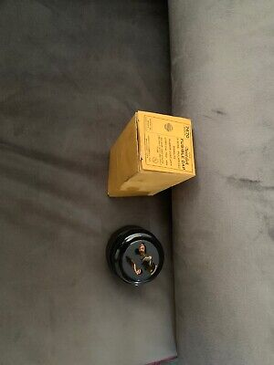 Hubbell Fusible Cap 7670.    20amp 250v