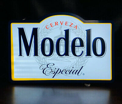 Modelo Cerveza Logo Beer High Quality Metal Magnet 2.5 x 4 inches 9609