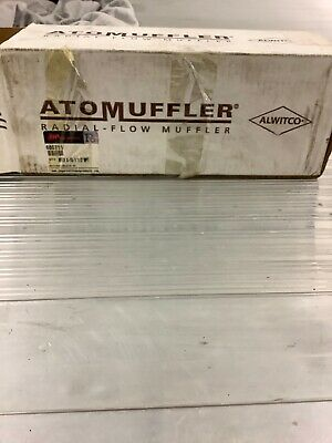Allied Witan Air Dryer Muffler Model Type X15