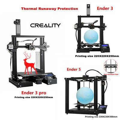 Creality Ender 3/Ender 3 Pro/Ender 5 3D Printer Thermal Runaway Protection 2019