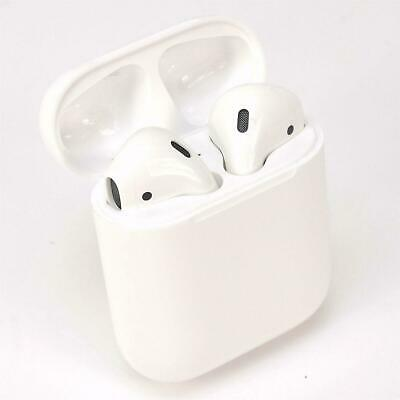 Apple Airpods 2 (2019) Wireless Ear Headset with Wired Charging Case - 2nd Gen