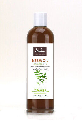 High Quality Organic Unrefined Neem Oil 100% Pure Natural Cold Pressed