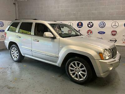 Jeep Grand Cherokee 3.0 CRD V6 Overland 4x4 5dr DIESEL AUTOMATIC 2007/07