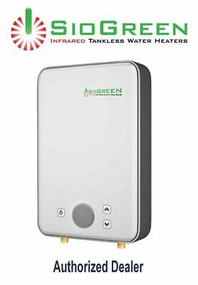 ecosmart small electric tankless water heater 11.8kw