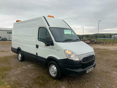 2013 (63) IVECO DAILY 35S11V 2.3 HPI MWB HIGH ROOF VAN ** 3500kg TOW **