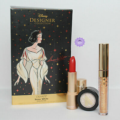 ColourPop Disney Snow White Set *100% GENUINE Lipstick Lip Gloss Eyeshadow