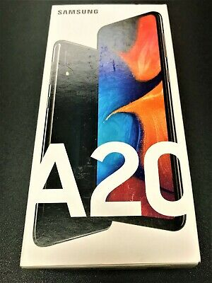 SAMSUNG A20 32GB BLACK **UNLOCKED**Metropcs by Tmobile