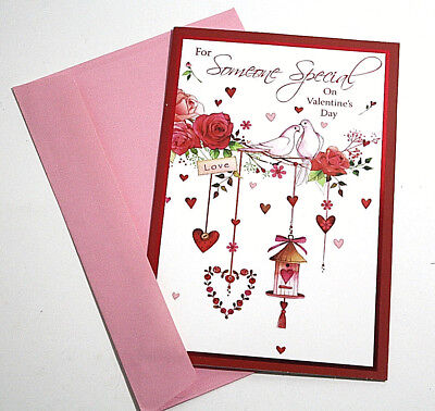 """Valentine/'s Day Greeting Card by P.S Greetings! /""""TO MY WIFE/"""""""