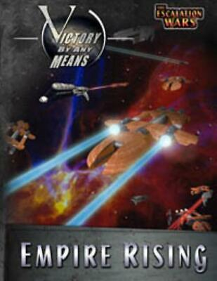 Victory By Any Means Mini Rules Escalation Wars, The - Empire Rising SC MINT