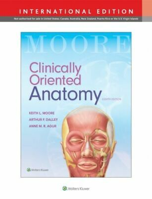 Clinically Oriented Anatomy, Moore Keith L. IT