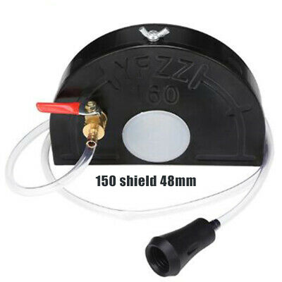 Dust Guard Cutting Shroud Hood Cover Shield Nozzle Fittings For Angle Grinders