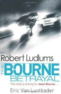 Robert Ludlum's The Bourne Betrayal, Van Lustbader Eric IT
