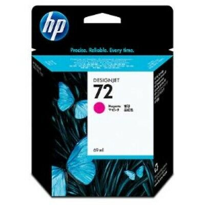 mps NEW C9399A HP 72 69ml Magenta Ink Cartridge...