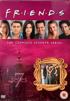 FRIENDS. The Complete Seventh Series. DVD BOX SET
