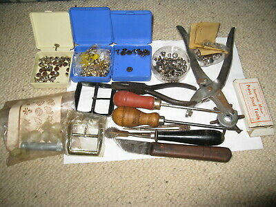 Leathercraft Tools And Supplies