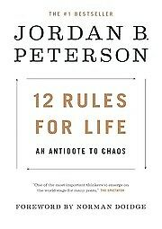 12 Rules for Life: An Antidote to Chaos(Audiobook+pdf)