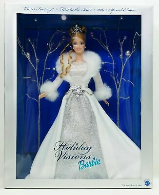 BARBIE HAPPY HOLIDAY 2003 Holidays Magia Delle Feste Nrfb - EUR 65