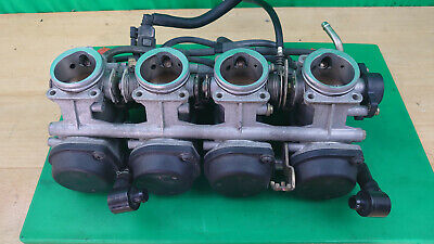 Yamaha R1 2003 5PW Throttle Bodies , TPS & Injectors