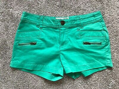 Generation 915 At New Look Girls Green Shorts Age 13 Years