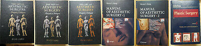 Manual of Aesthetic Surgery, Art of Aesthetic Surgery, Plastic, LOWER EXTREMITY