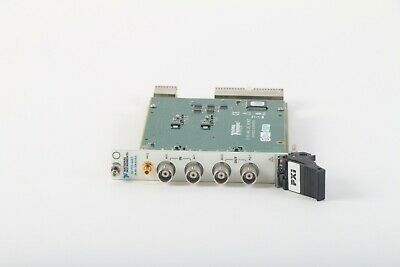 National Instruments NI PXI-4461 2-Input/2-Output Dynamic Signal Analyzer