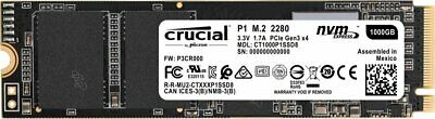 649528787354,Dysk SSD P1 1000GB M.2 PCIe NVMe 2280 2000/1700MB/s,crucial