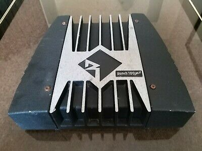 Rockford punch 100 Z2 2 channel Amplifier Car Audio stereo Amp