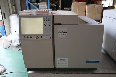 Varian 450-GC with CP-8400 AUTOSAMPLER - CPU only failed
