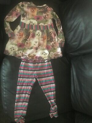 Girls Outfit Set Age 3