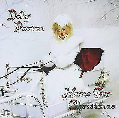 DOLLY PARTON **Home for Christmas **BRAND NEW CD