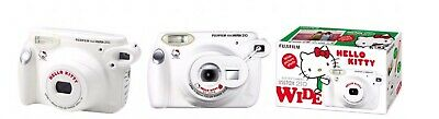 Fujifilm Instax 210 Wide Instant Camera Hello Kitty (Limited Edition) Used