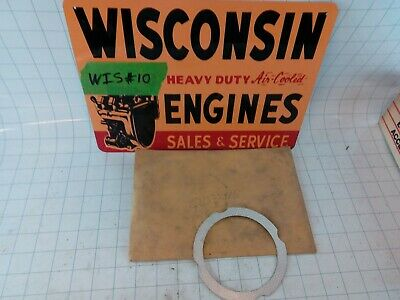 Wisconsin Engine NEW OLD STOCK Cylinder Head Gasket QD757B FREE S&H