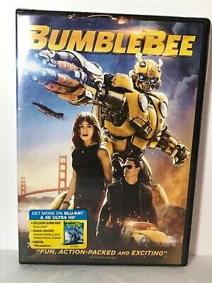 Transformers: Bumblebee (DVD, 2018, Widescreen, Region 1)