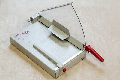 Ideal Gillotine 1035 Paper Cutter