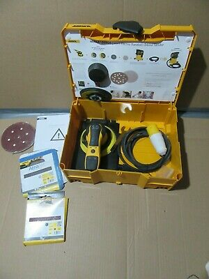 "Mirka DEROS 650x 110V 150mm 6"" Electric Random Orbital  Sander"