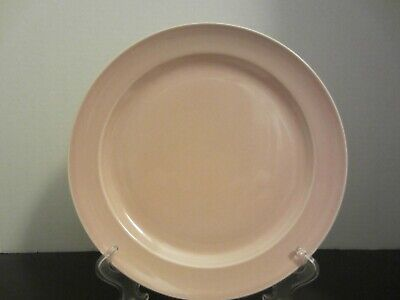 """Vintage TAYLOR,SMITH&T Lu-Ray Pastels USA Made Luncheon Plates 9"""" - MCM"""