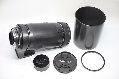 Tamron AF 200-400mm F/5.6 LD IF 75D Lens For Nikon