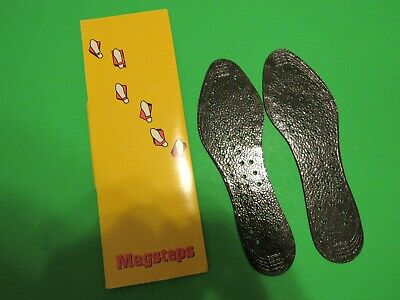 Nikken MagSteps Magnetic Insoles Women's-Size S 5-8 Dress/Everyday Shoes NOS