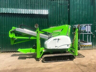 2016 Niftylift Tracked Access Platform Cherry Picker - 15m Track Lift TD150TDAC