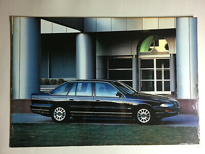 Large Vintage VR VS HOLDEN STATESMAN DEALERSHIP SHOWROOM Poster GMH Mancave Sign