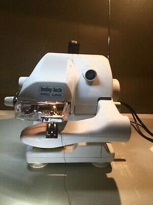 Baby Lock Bl101 Blind Hemmer Machine - Fully Serviced - Excellent Condition