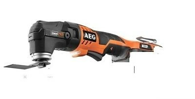 AEG MULTITOOL OMNI 18C-PB OMNI PRO  li-on - VAT RECEIPT