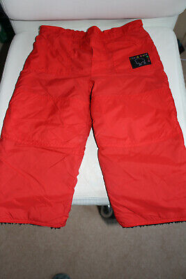 Little Buffalo Winter Trousers 3 - 4 Years - In Excellent Condition