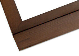 Ambiance Gallery Wood Picture Frames for Stretched Canvas Artist Panels Boards