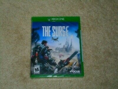 The Surge...xbox One...***Sealed***Brand New*****!!!!!!!!!!