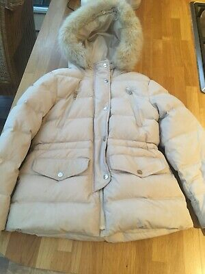 Girls coat zara 11/12 years puffa coat
