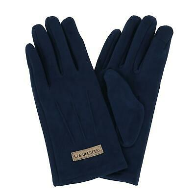 New Clear Creek Men's Dress Suede Glove with Lining